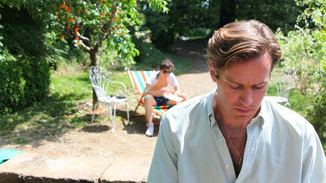 Actualidad Actualidad 'Call Me by Your Name': Promocionar una película de amor homosexual con una foto de un hombre y una mujer