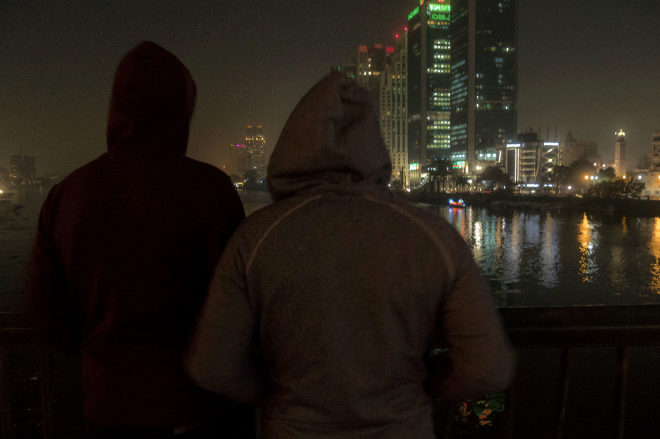 """Actualidad Actualidad Cruzada contra los gays en Egipto: """"Intentaron violarme en la comisaría"""""""