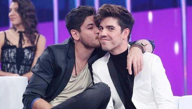 Actualidad Actualidad La comunidad gay se ceba con dos concursantes de Operación Triunfo