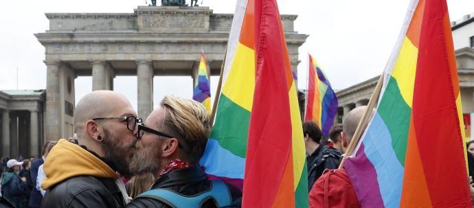 Actualidad Actualidad Los matrimonios gays tendrán los mismos derechos de residencia en toda la UE